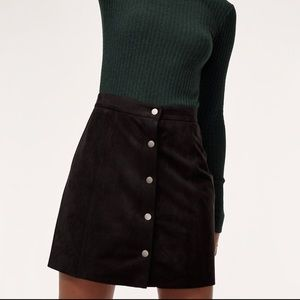 ARITZIA Wilfred Free Centinela Skirt